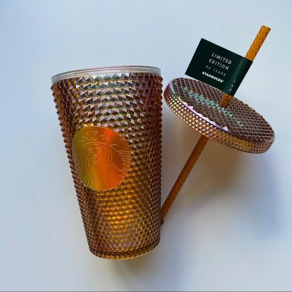 Starbucks Honeycomb Studded Tumbler